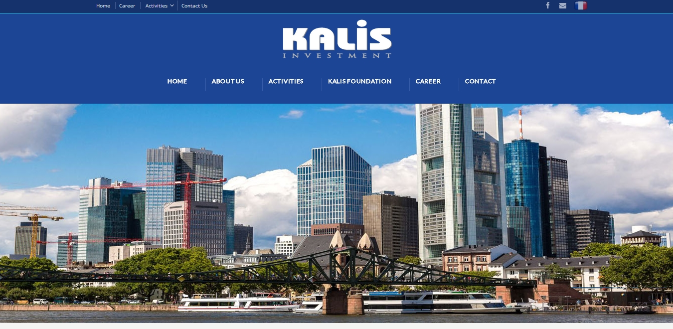 Kalis Investment Web Development
