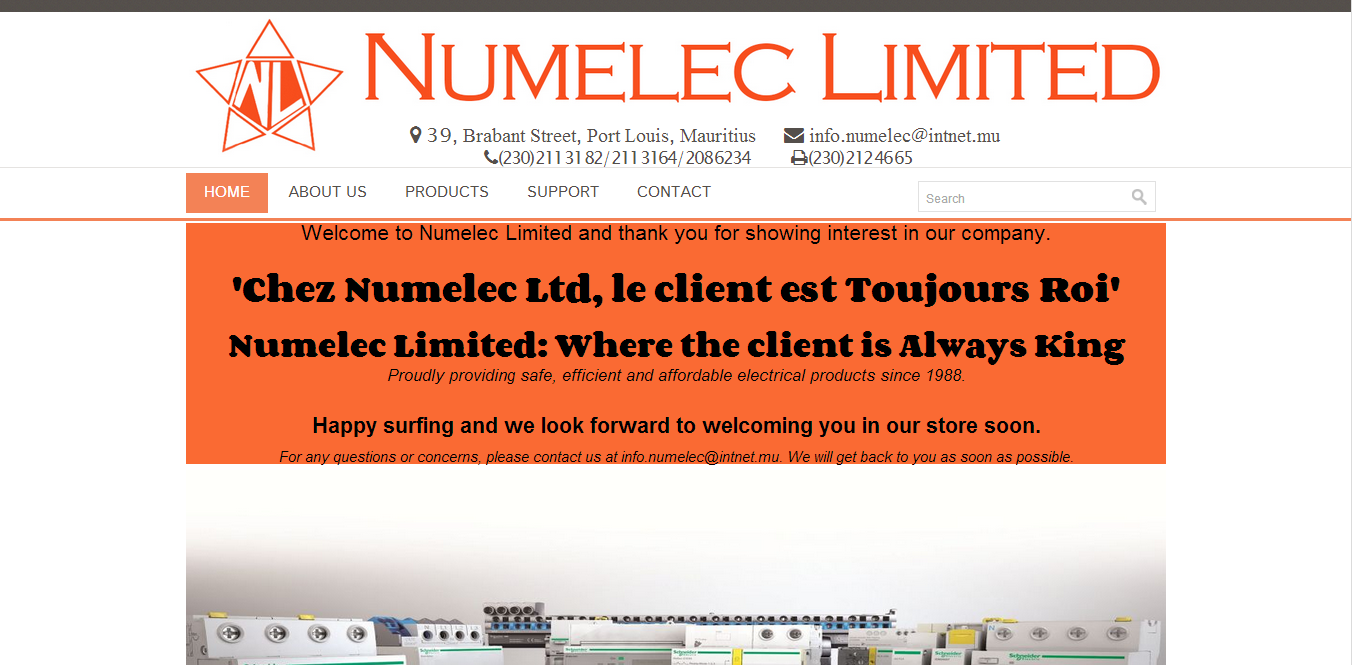 Numelec Electrical Accessories