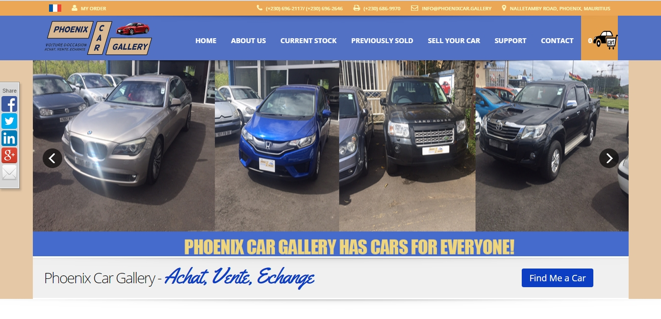 Phoenix Car Gallery Co Ltd